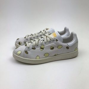 ADIDAS ORIGINALS STAN SMITH LEMONS LIMITED EDITION